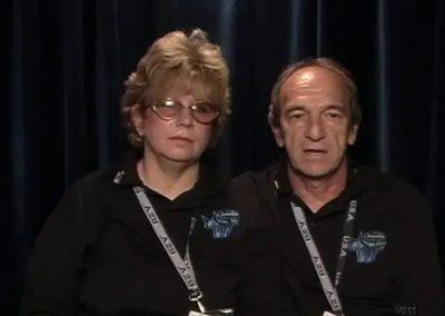 Mario and Karen Canzoneri